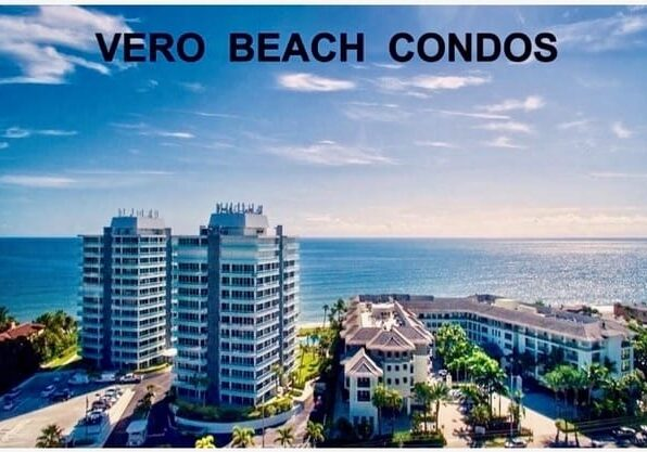 Picture of Vero Beach Condos at the ocean.